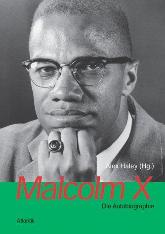 Malcolm X, die Autobiographie - Buchempehlung - Schwarze-Geschichte.de